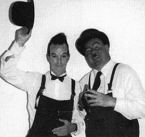 Photo of Laurel & Hardy Lookalikes